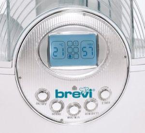 Brevi ClimaRelax 2.0 display e pulsantiera